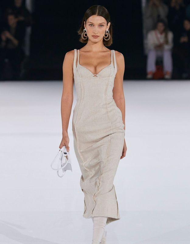 Pour la première fois, une robe Jacquemus va être exposée dans un musée