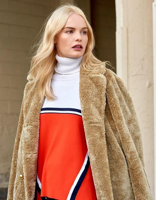 #PrêtàLiker : Kate Bosworth, nouvelle ambassadrice Pinko