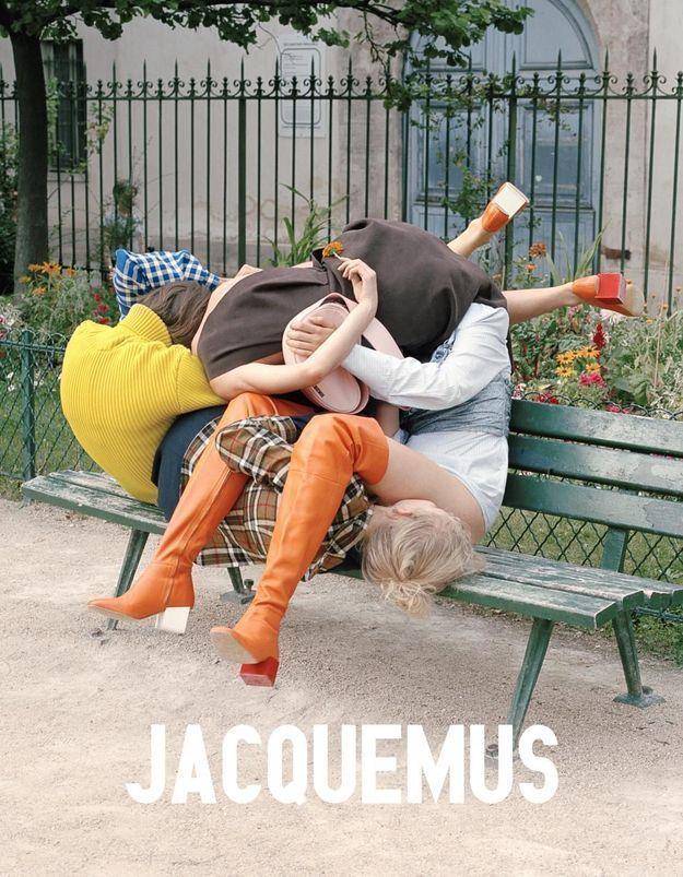 #PrêtàLiker : la campagne sens dessus dessous de Jacquemus