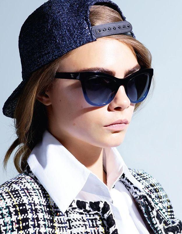 #PrêtàLiker : le grand retour de Cara Delevingne chez Chanel