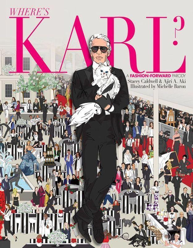 #PrêtàLiker : mais où est Karl Lagerfeld ?