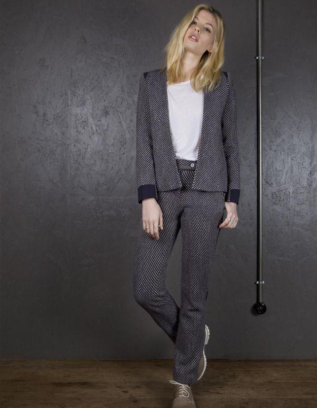 Push mode : les tailleurs revisités d'Admise