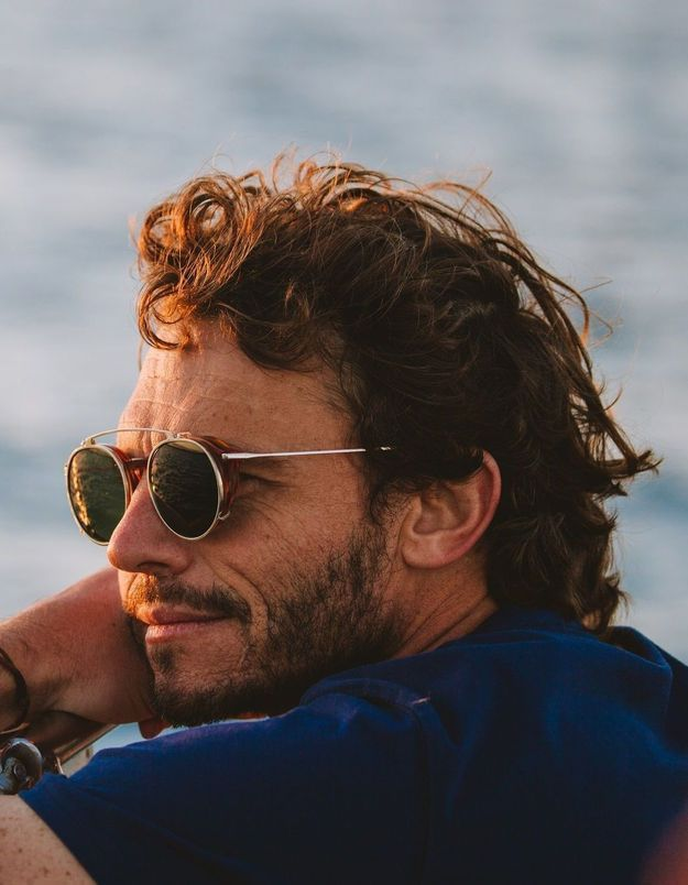 Qui est Arnaud Binard : le nouveau visage Vuarnet ?