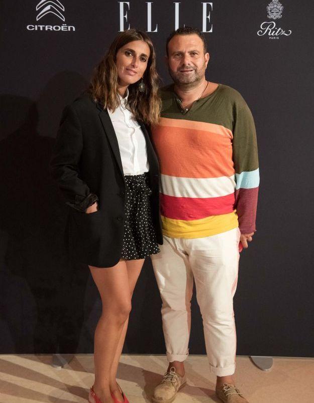 Jean Marc Fellous et Aurélie Uzan