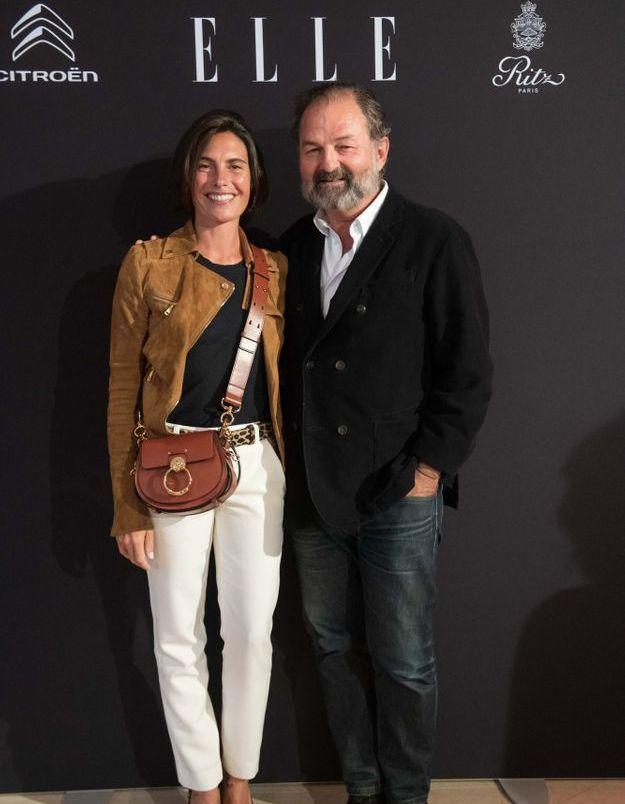 Alessandra Sublet et Denis Olivennes
