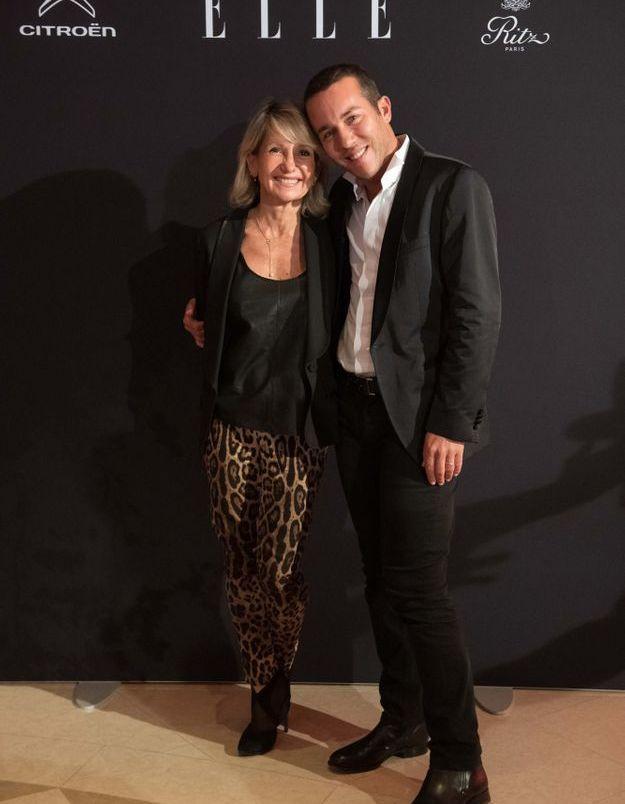 Marion Setiey (LVMH) et Frédéric Charpentier (Shiseido)