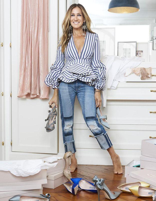 Sarah Jessica Parker : « Chaque chaussure présentée est une chaussure que je veux et que je commanderai »