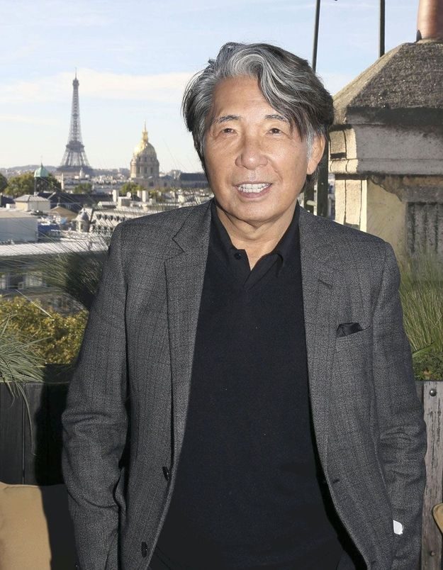 « Sayonara » Monsieur Kenzo Takada