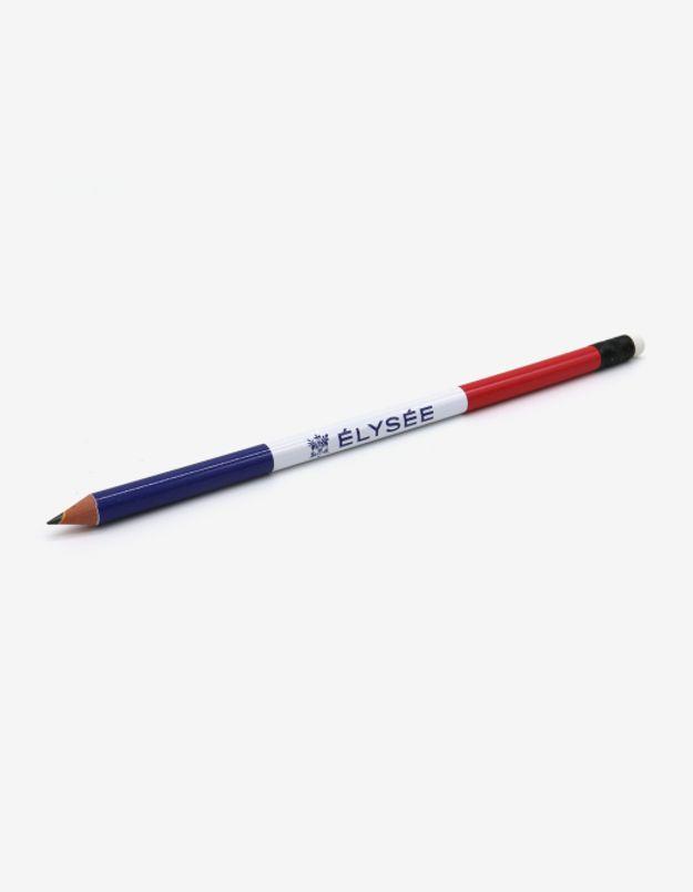 Crayon papier bic tricolore elysee