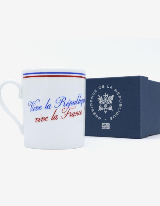 Mug Vive la République