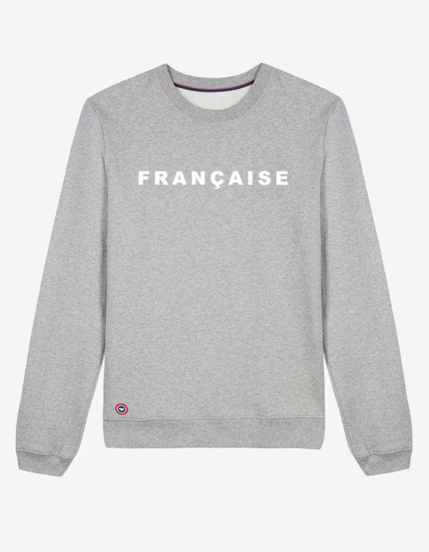 Sweat-shirt Française par Le Slip Français