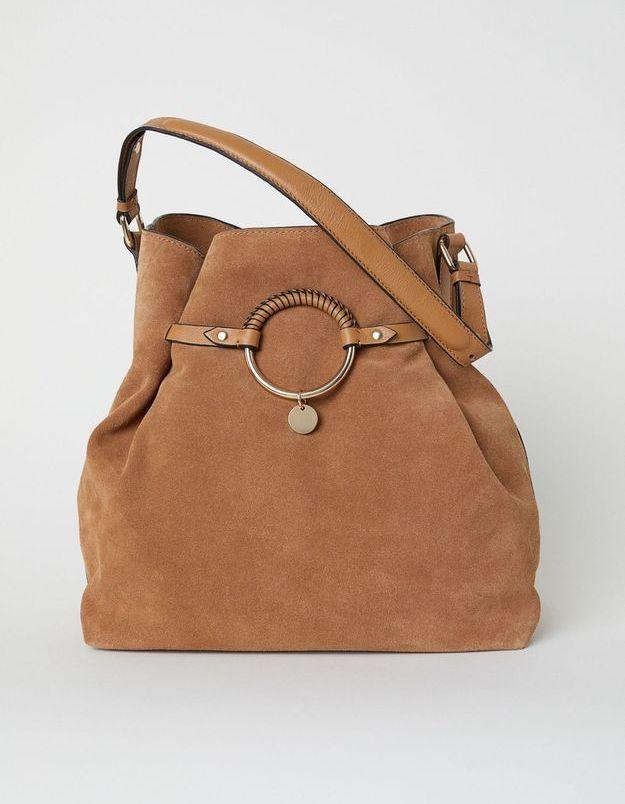 Un joli sac camel
