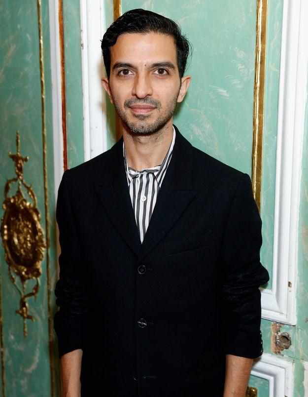 Trois questions à Imran Amed, fondateur de Business of Fashion