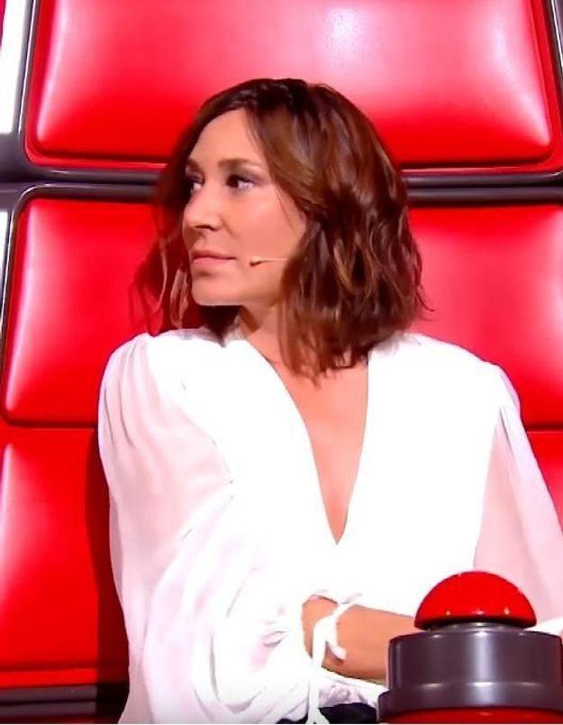 Zazie : sa robe dans The Voice crée le buzz