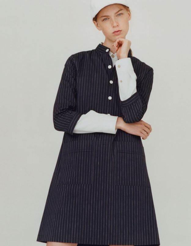Look book A.P.C printemps-été 2016 look14