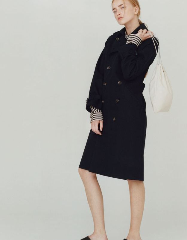 Look book A.P.C printemps-été 2016 look16