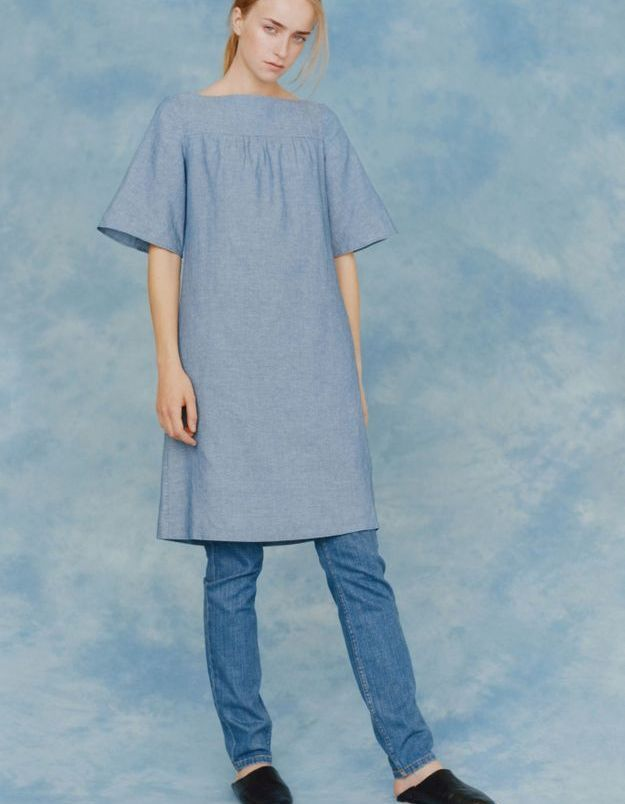 Look book A.P.C printemps-été 2016 look21