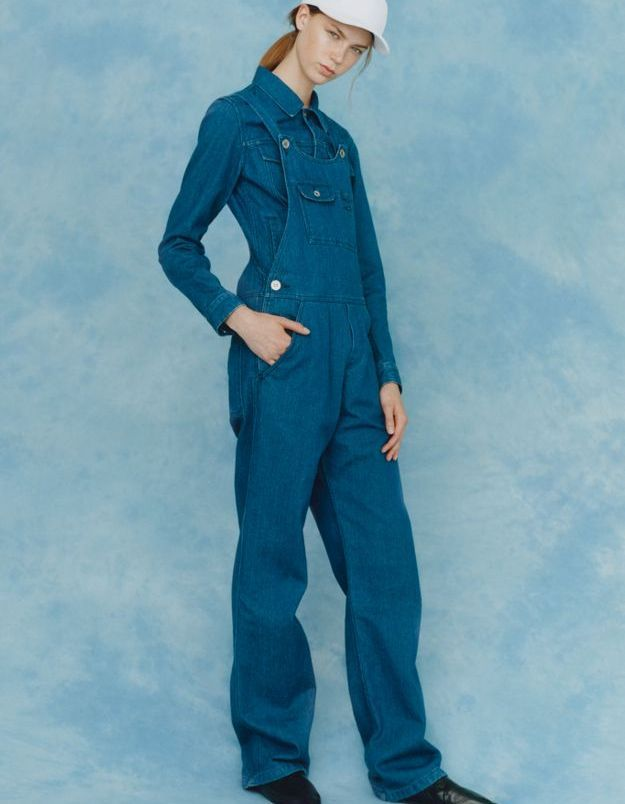 Look book A.P.C printemps-été 2016 look6
