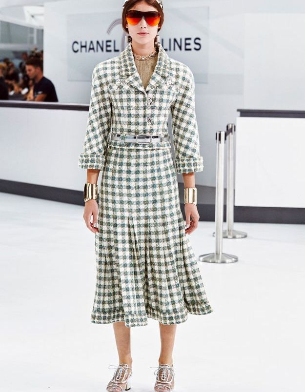 Look book Chanel printemps-été 2016 Look 13