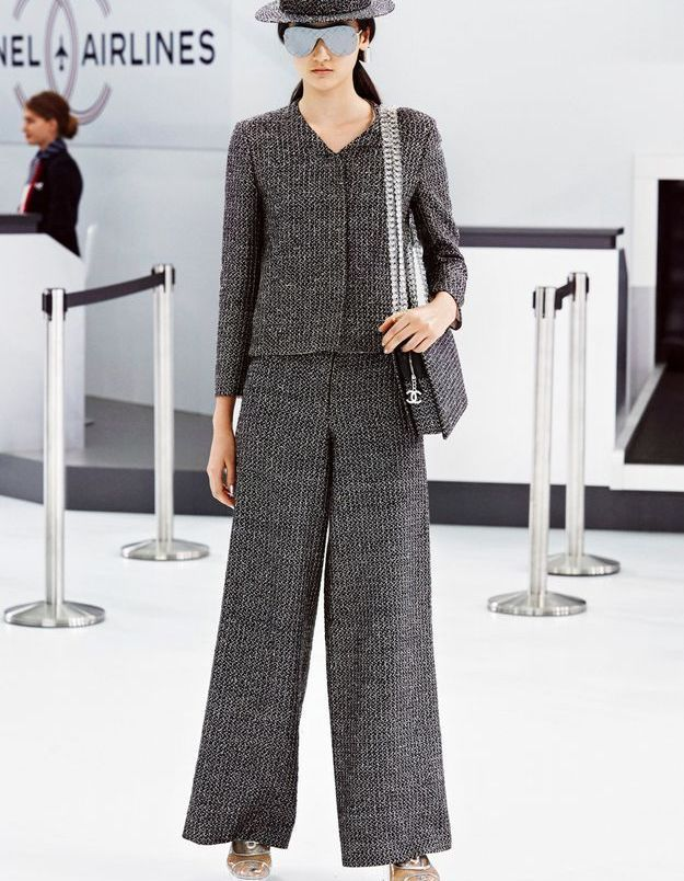 Look book Chanel printemps-été 2016 Look 35