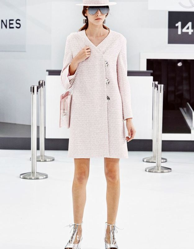 Look book Chanel printemps-été 2016 Look 37