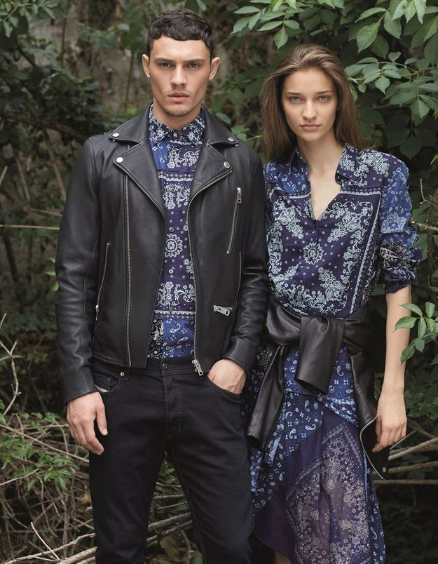 Look book Diesel printemps-été 2016 look12