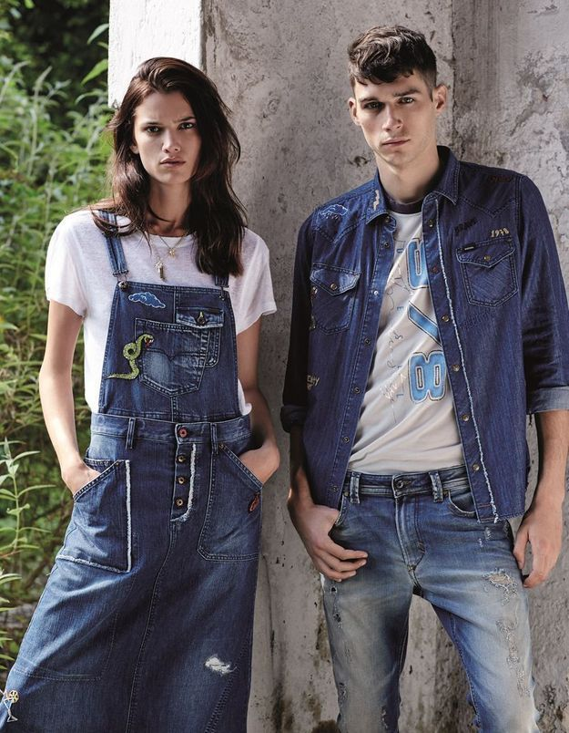 Look book Diesel printemps-été 2016 look7