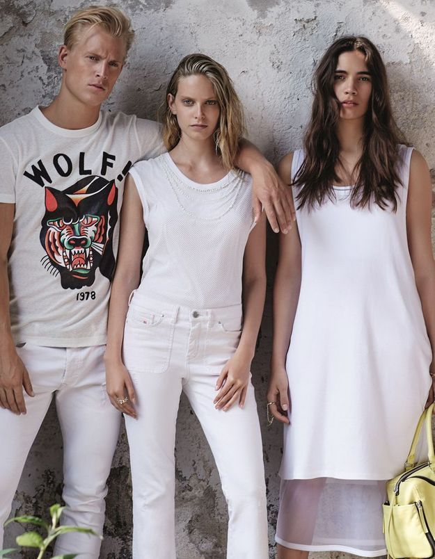 Look book Diesel printemps-été 2016 look9