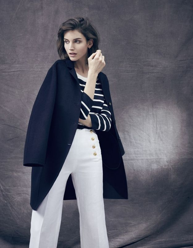 Look book Gerard Darel Printemps été 2016 Look11