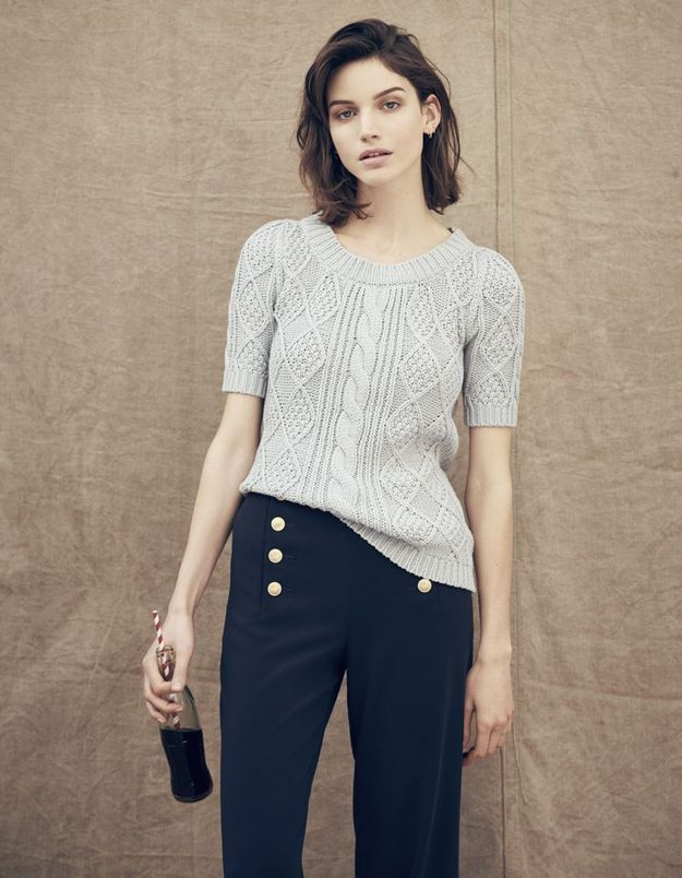 Look book Gerard Darel Printemps été 2016 Look7