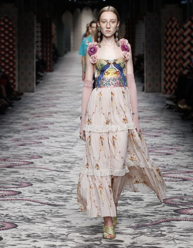 Look book Gucci printemps-été 2016 look18