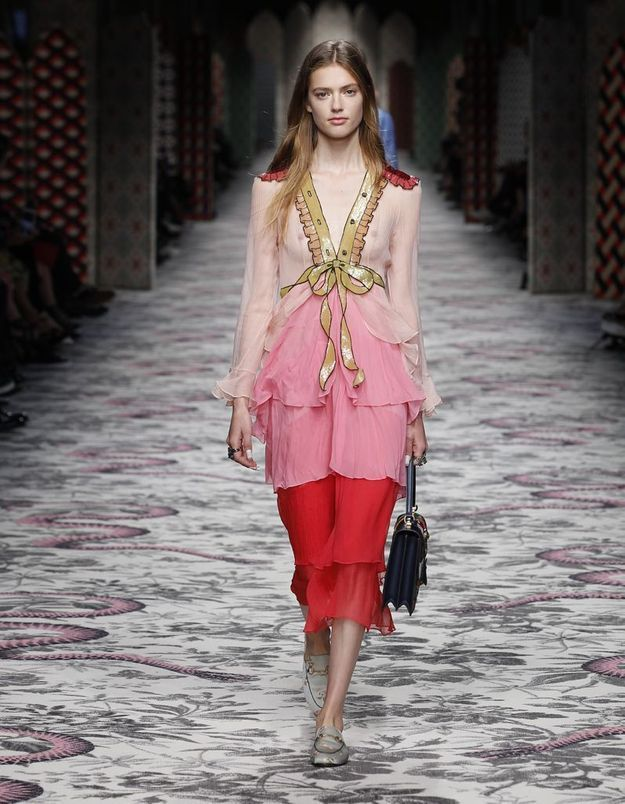 Look book Gucci printemps-été 2016 look19