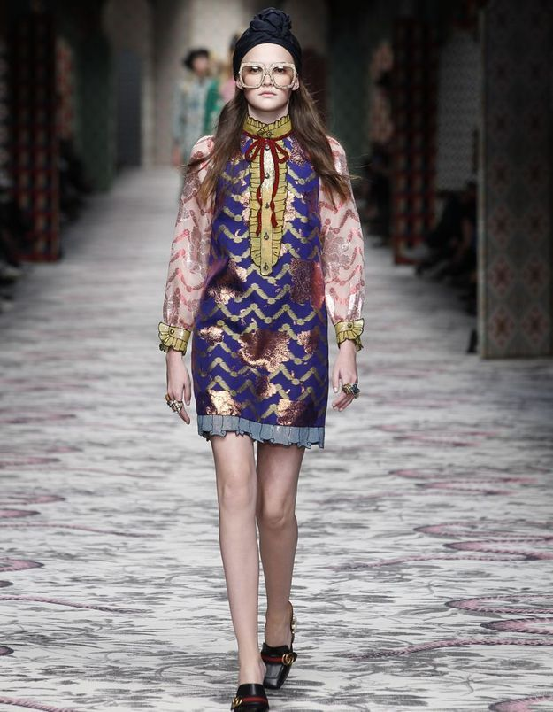 Look book Gucci printemps-été 2016 look20