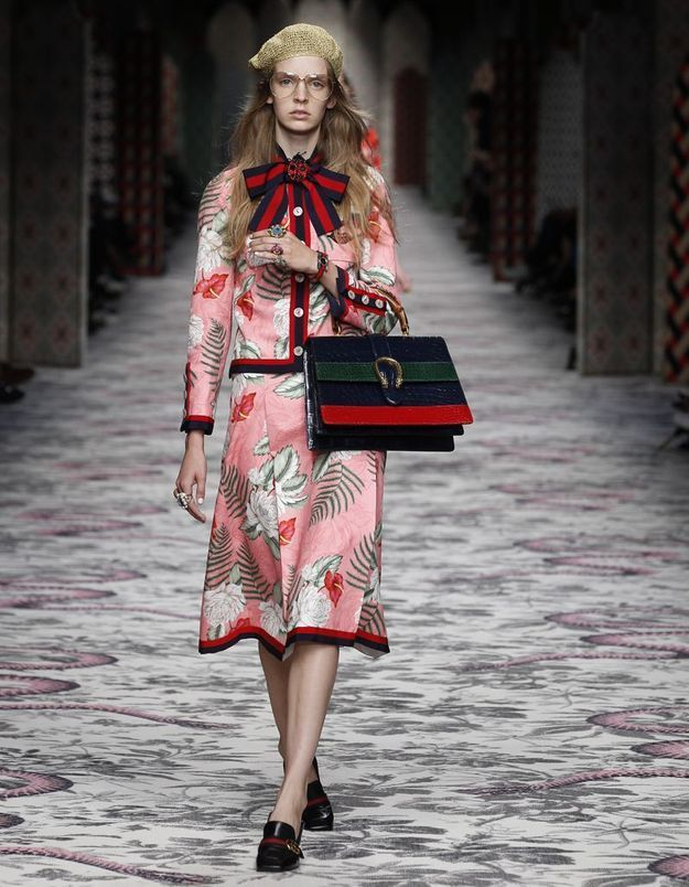 Look book Gucci printemps-été 2016 look23