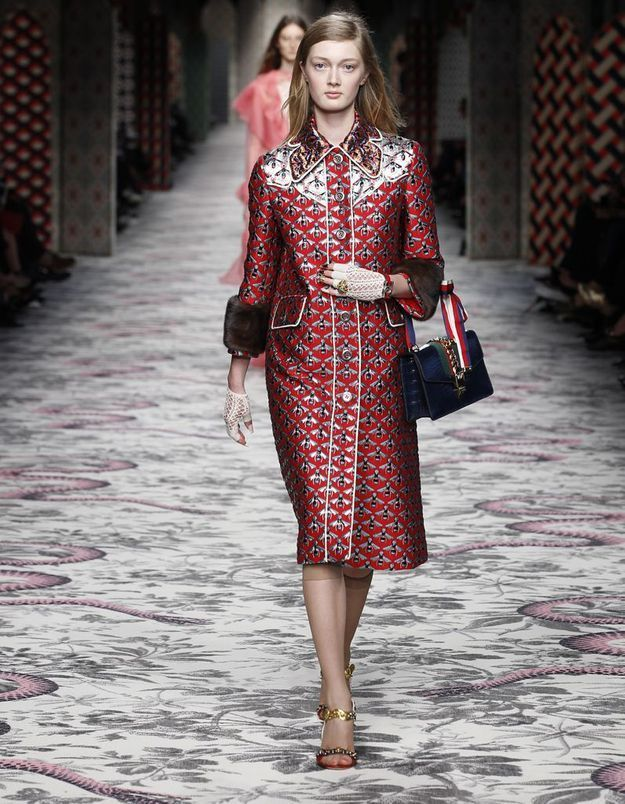 Look book Gucci printemps-été 2016 look26