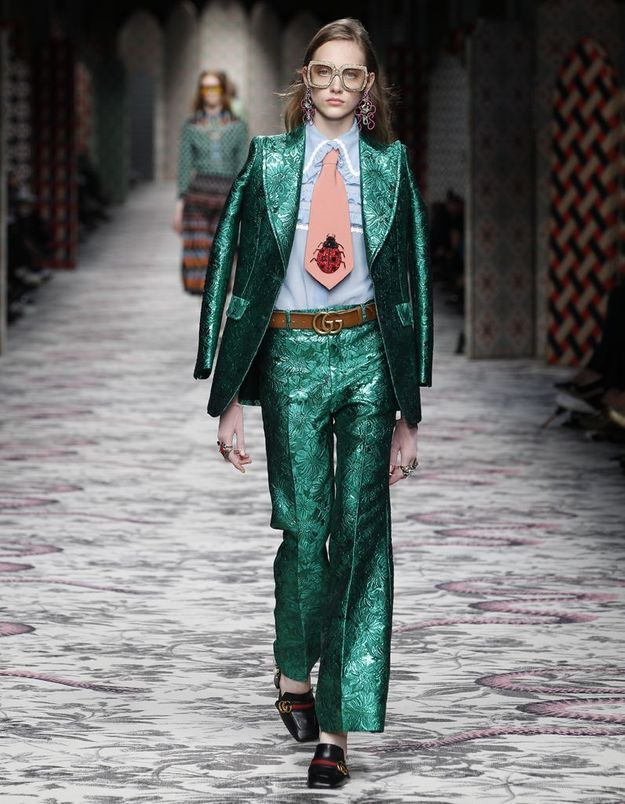 Look book Gucci printemps-été 2016 look28