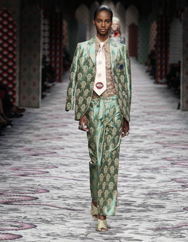 Look book Gucci printemps-été 2016 look30