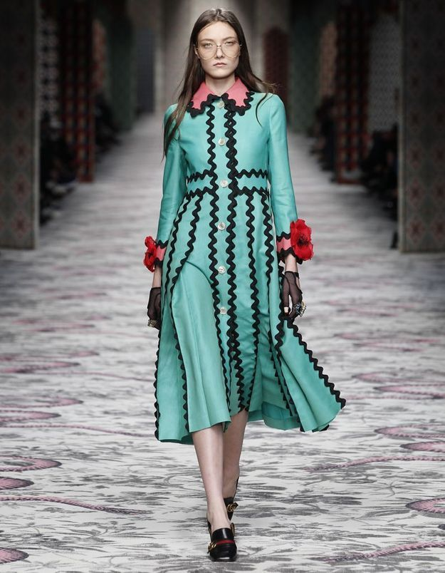 Look book Gucci printemps-été 2016 look33