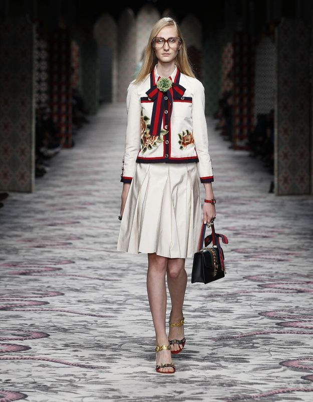 Look book Gucci printemps-été 2016 look38