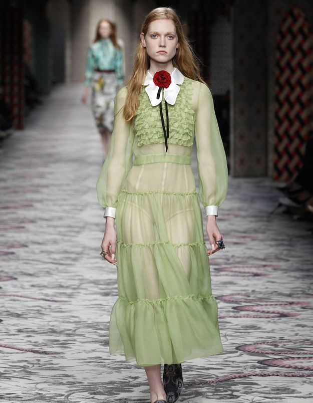 Look book Gucci printemps-été 2016 look39