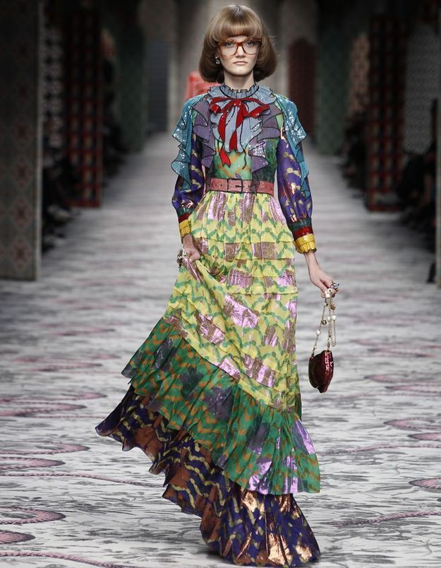 Look book Gucci printemps-été 2016 look7