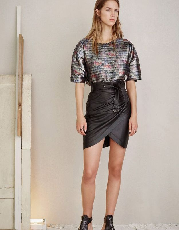 Look book Iro printemps-été 2016 look19