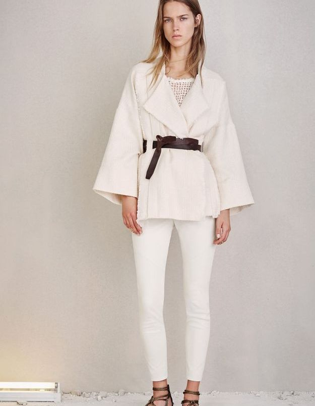 Look book Iro printemps-été 2016 look23