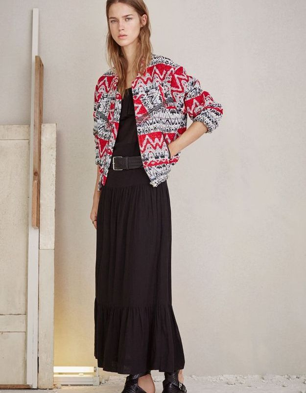 Look book Iro printemps-été 2016 look25