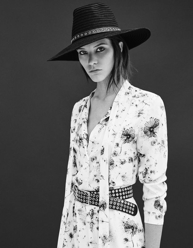 Look book The Kooples printemps-été 2016 look5