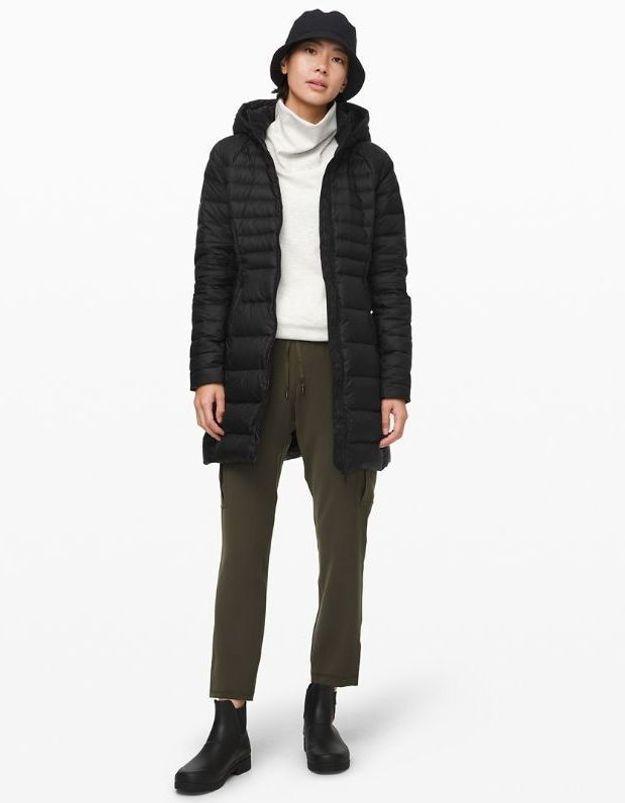 L'instant mode : Les manteaux lululemon, pour finir l'hiver au top