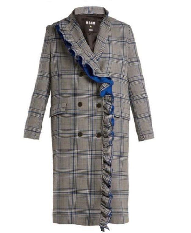 Manteau femme MSGM