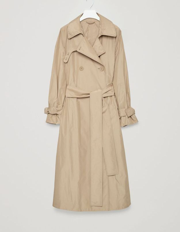 Trench femme, Cos