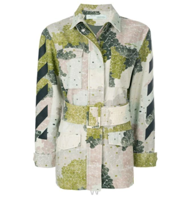 Veste printemps Off-White