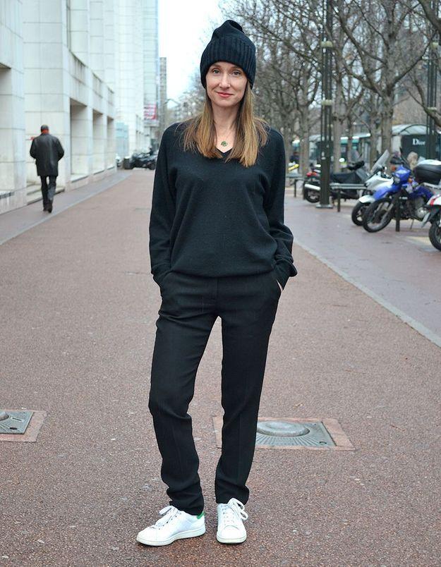 Erin Doherty, rédactrice en chef Mode et Beauté ELLE